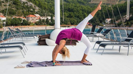 Yoga Cruise Dalmatia Category A Plus 2017 (Split – Split)