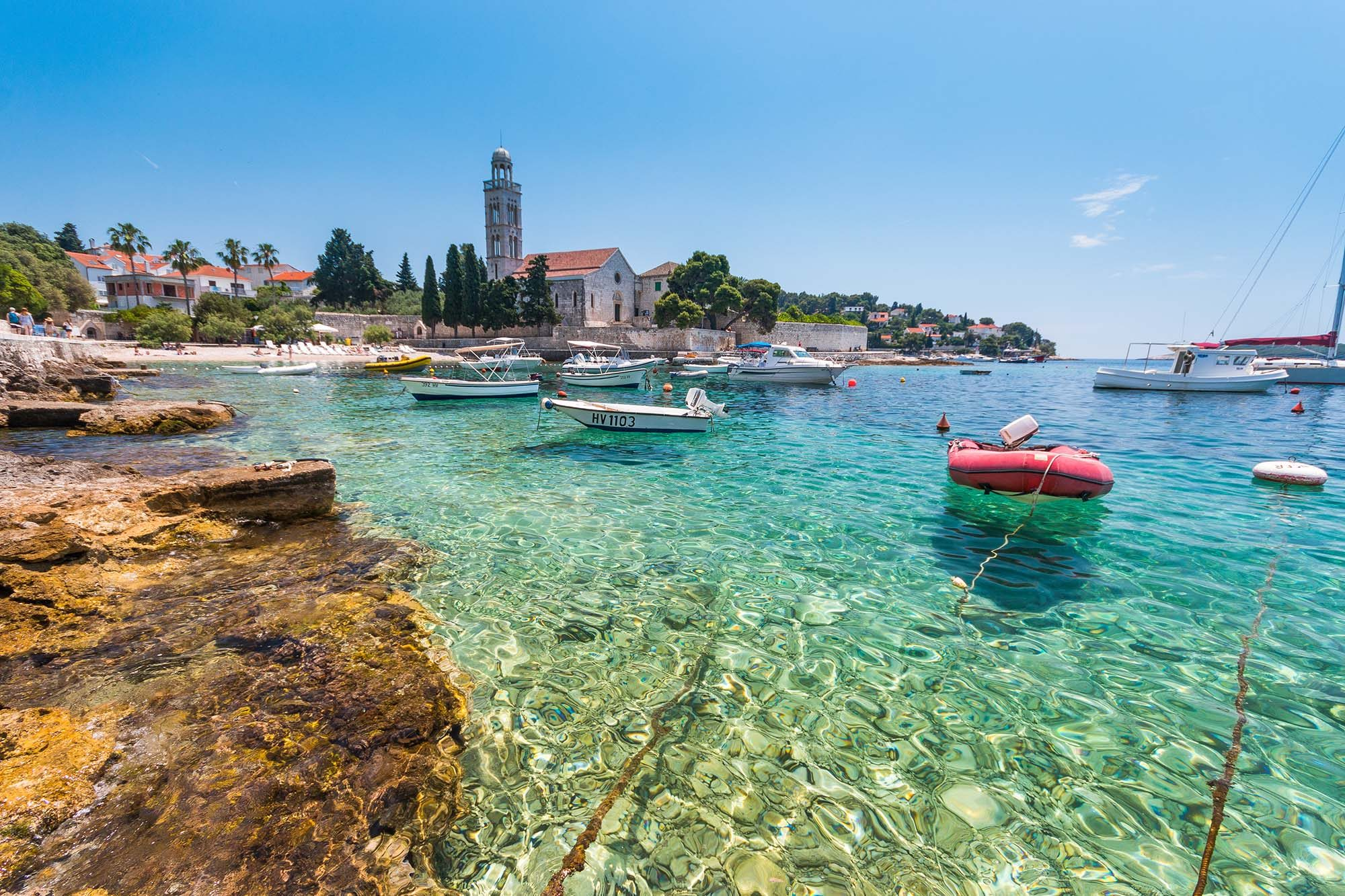 Holidays To Hvar Island Croatia