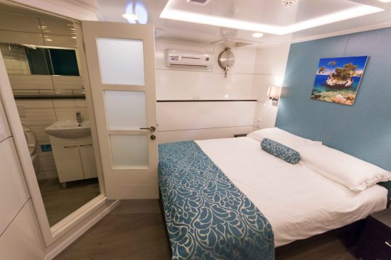 MS Admiral Double Cabin