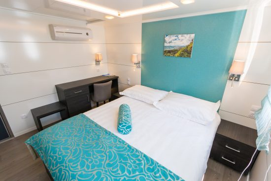 MS Aquamarine Double Cabin