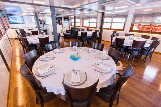 MS Aquamarine Restaurant