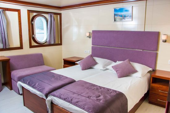 MS Futura Double Cabin