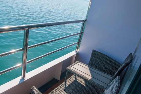 Ms Infinity Private Balcony