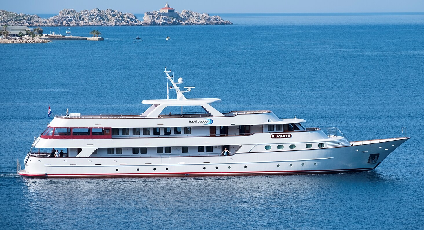 MS Il Mare - Cruise Croatia