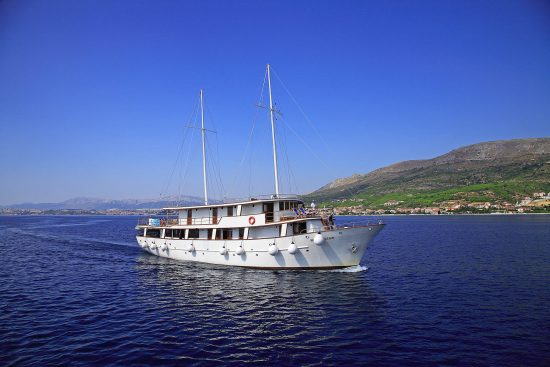 Dalmatian Wine Cruise Category A Plus 2017 (Dubrovnik – Dubrovnik)