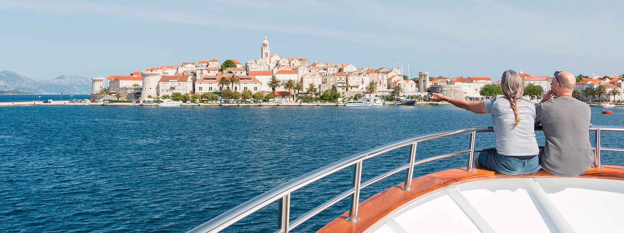 Dalmatian Explorer 2017 Dubrovnik Dubrovnik Cruise Croatia