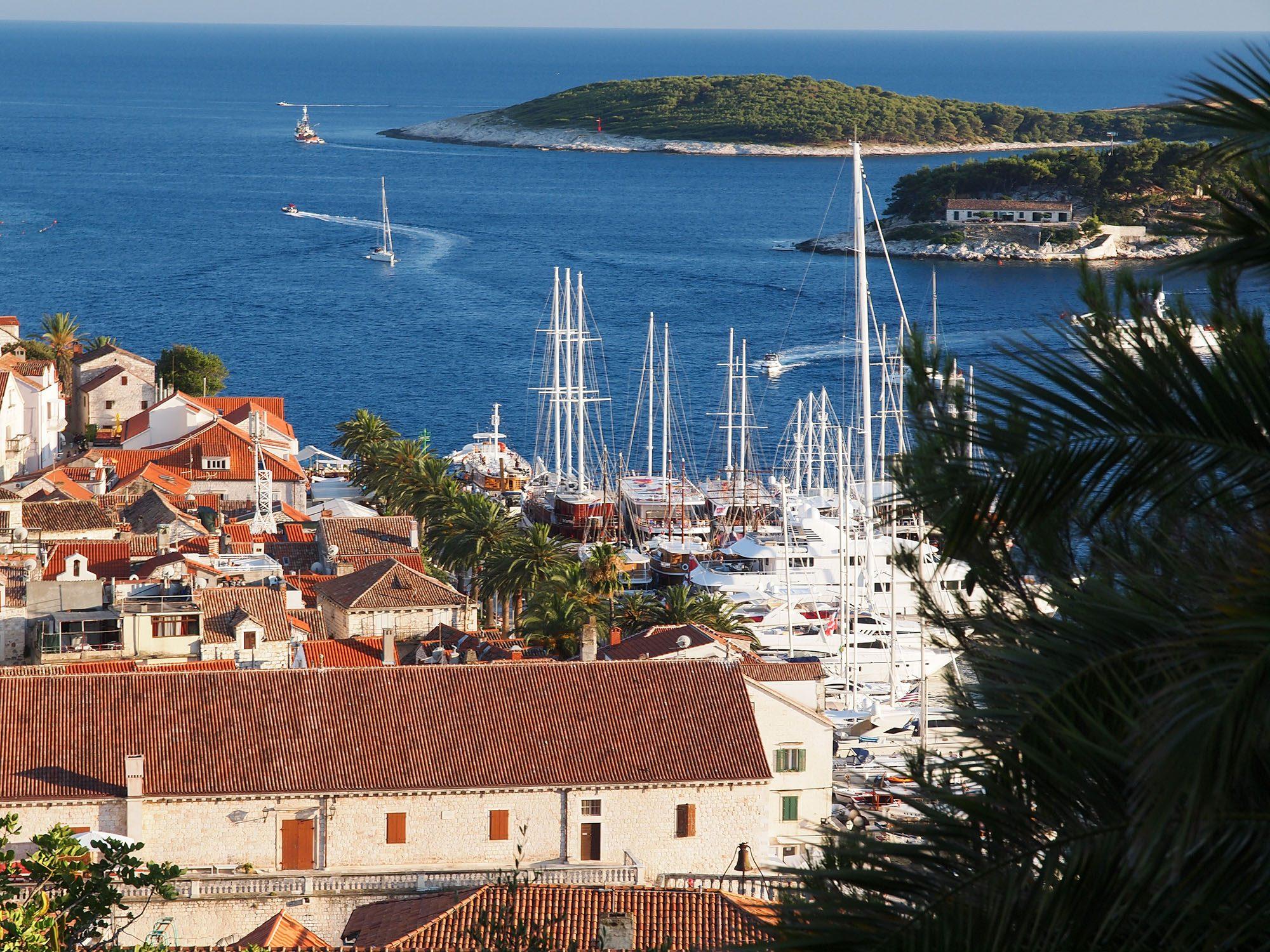 Adriatic Paradise 2018 Split Split Cruise Croatia