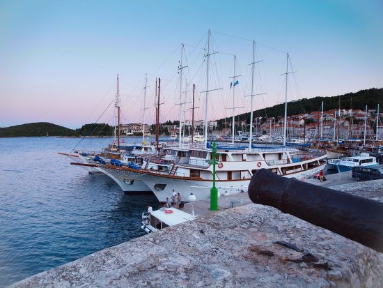 Korcula - Harbour