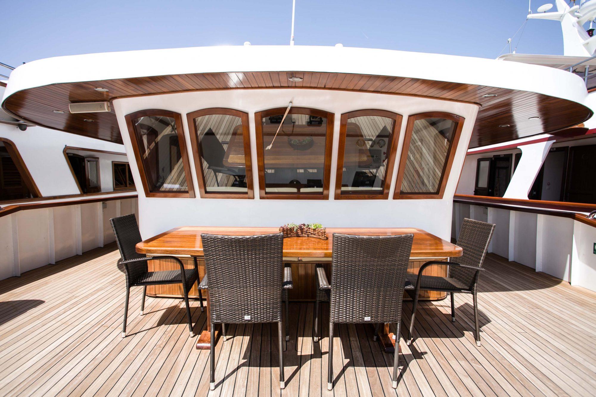 Ms Captain Bota Cruise Croatia