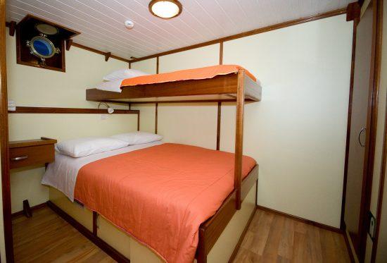 MS Eden Triple Cabin