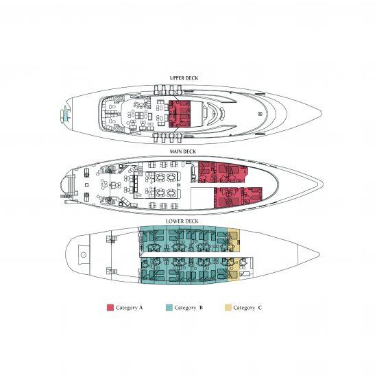 MS Panorama Deck Plan