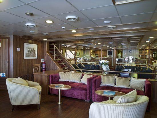 MS Panorama Lounge Area