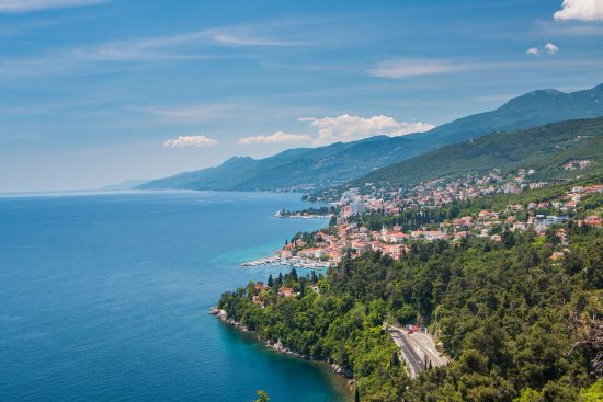 Kvarner Bay of Islands Mini-Cruise Traditional Ensuite 2021 (Opatija – Zadar)