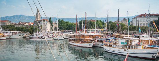 Spilt - Harbour