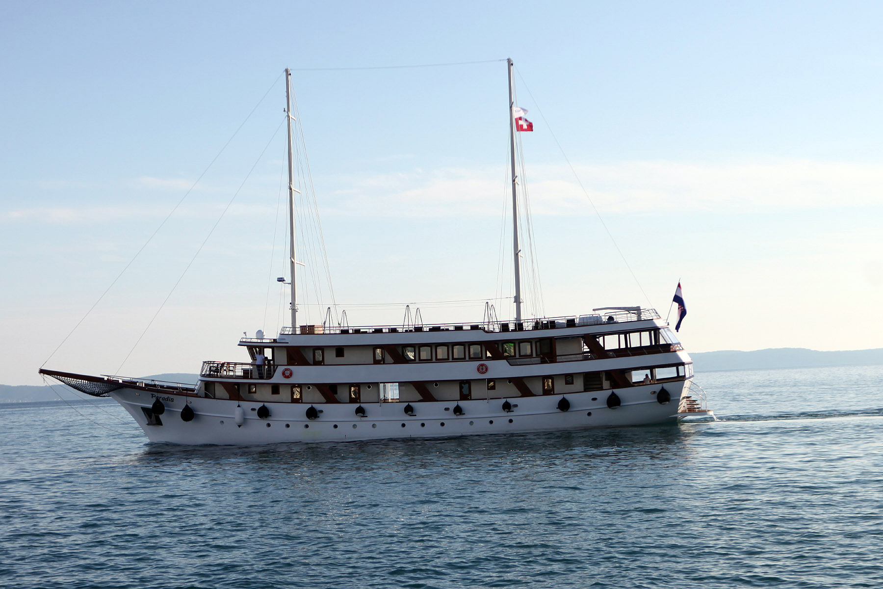 Ms Paradis Cruise Croatia