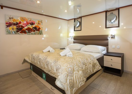 MS Adriatic Princess - Double Cabin