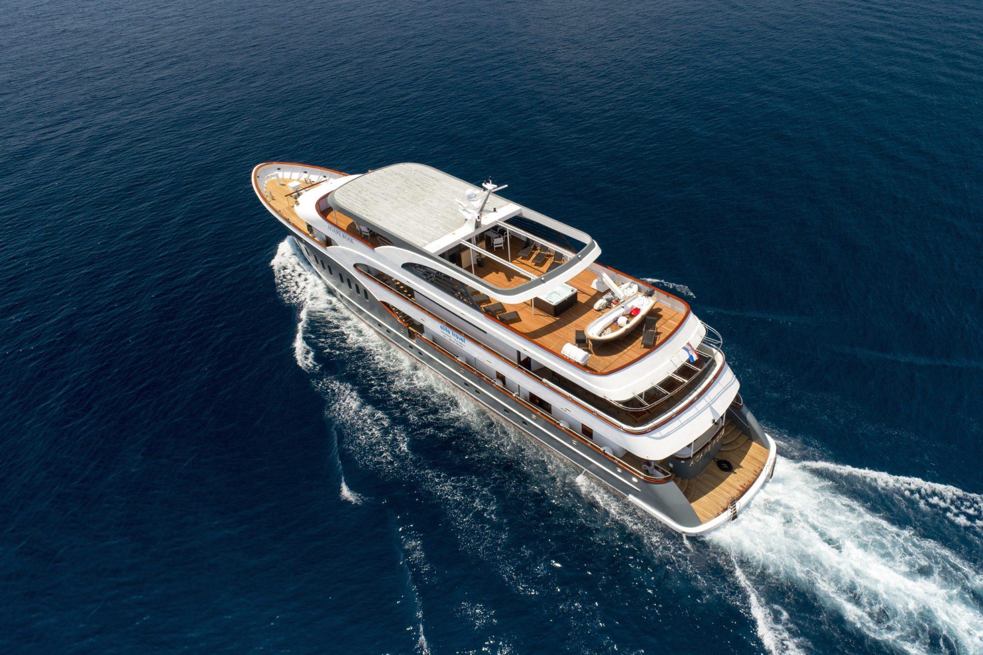 Ms Agape Rose Cruise Croatia