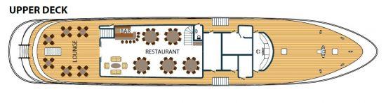 Karizma Deck Plan 1