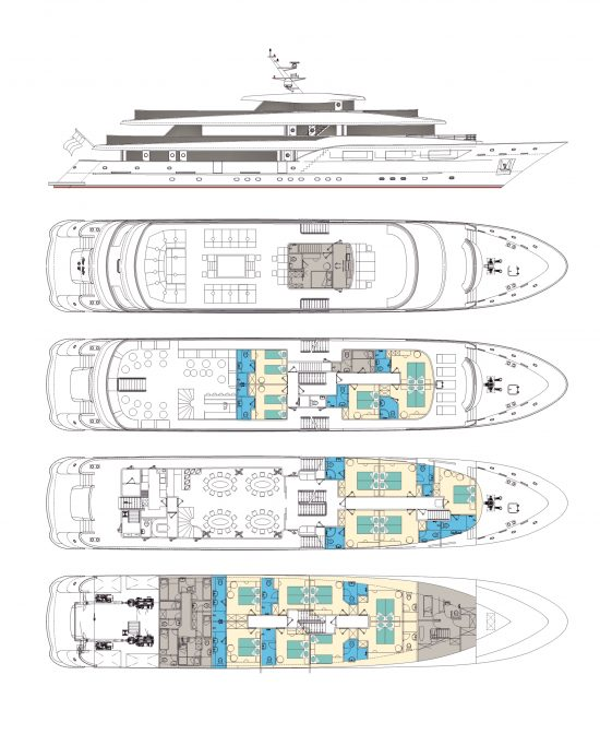 Black Swan Deck Plan Small