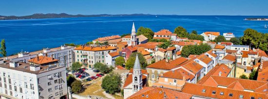 Kvarner Bay of Islands Mini-Cruise Traditional 2018 (Zadar – Opatija)