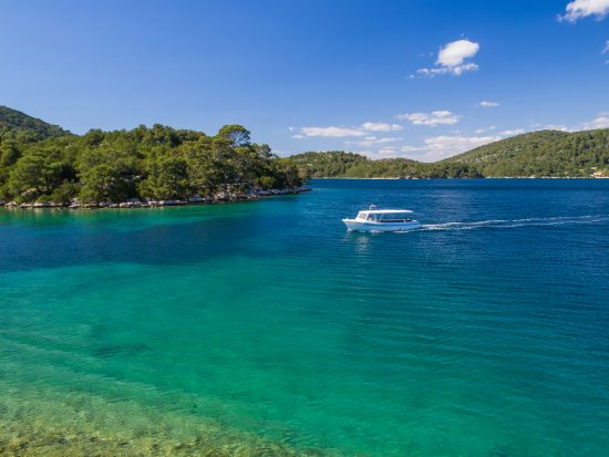 Discover the scenic beauty of Mljet National Park