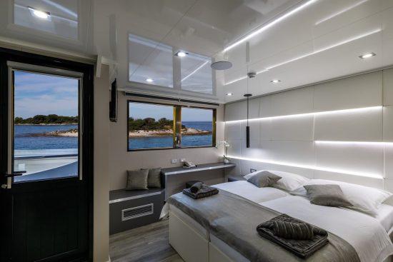 Main Deck cabin onboard MS My Wish